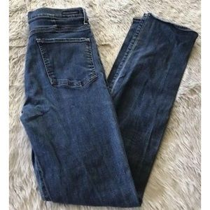 COH High Waist Button Fly Skinny Jeans Women's 32